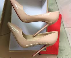 red bottom sole high heels pumps 2016 fashion heels