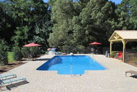 inground pool installation atlanta ga vinyl pool builder co