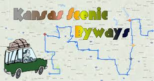 maryland byways map this road trip will take you through kansas best scenic byways
