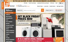 home depot black friday info and advice build trust and boost sales ecommerce trust factors for the holidays