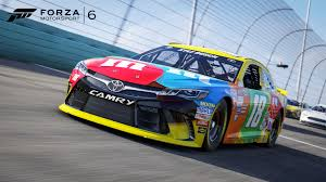 hendrick toyota of apex toyota forza motorsport 6 nascar expansion released racedepartment