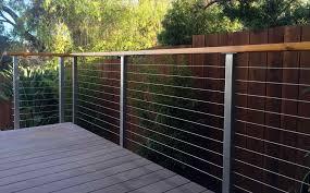 san diego home decor deck railing materials home u0026 gardens geek