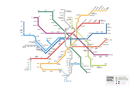 Metro Map Google by Print Advert By Metro Map Ads Of The World