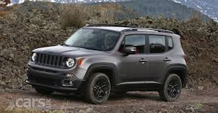 renegade jeep black jeep renegade night eagle limited edition arrives in the uk