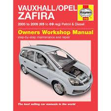 vauxhall zafira 1 6 1 8 2 2 petrol 1 9 td 05 09 05 to 09 reg