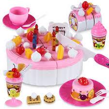jeux cuisine gateau gâteau d anniversaire jeux de simulation alimentaire set de jouets