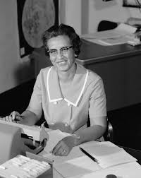 how to write a research paper on a historical person katherine johnson the girl who loved to count nasa