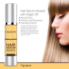 amazon com best hair serum with argan oil supports hair growth