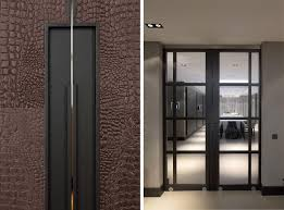 Sliding Kitchen Doors Interior Cozy Home Interior Is Both Eco And Glam