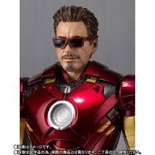 iron man 2 sh figuarts iron man mark iv armor the toyark news