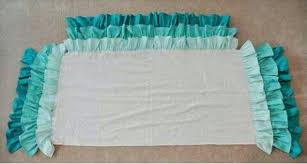 Pottery Barn Ruffle Crib Skirt Crib Ruffle Bed Skirt Baby Crib Design Inspiration