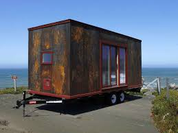 Tiny Houses Designs Decorations Wonderful Black Iron Tiny House Design Ideas With