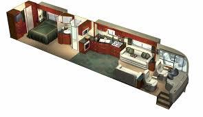 motor home interior 3d rv motorhome cutaway interior acme 3d