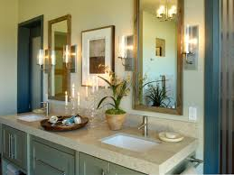 bathroom decorating ideas for small bathrooms modern elegant small bathroom decorations light vanity top soak sinks glass simple framed mirrors