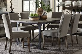 Trestle Dining Room Table by Caldwell Dining Brown Trestle Dining Room Set From Liberty