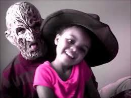 Freddy Krueger Halloween Costume Kids Bravest 3 Yr Hangs Freddy Krueger