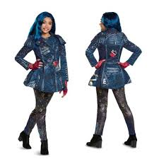 evie costume descendants deluxe evie isle look costume the descendants