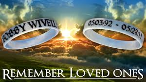 memorial bracelets for loved ones memory wristbands with wish message order silicone wristbands and