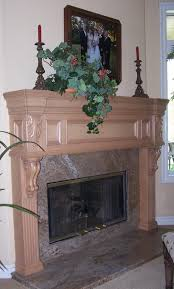 handcrafted mantels in san diego interior and exterior designs inc