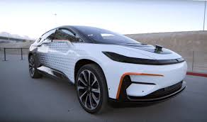 Design Woes by Faraday Future Abandons Plan To Build 1 Billion Electric Car