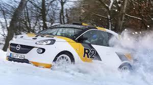 opel rally car opel adam r2 rally car concept headed to geneva