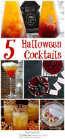 5 halloween cocktails and mocktails drinks for everyone
