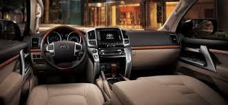 Toyota Land Cruiser Interior Land Cruiser 2016 Interior Www G2is Us