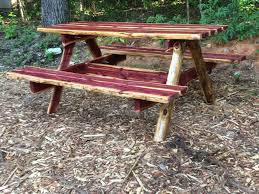 outdoor log benches ammatouch photo with cool rustic cedar bench