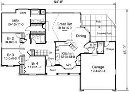 bungalow house plans home plans bungalow home deco plans