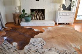 Where To Buy Cowhide Rugs Layered Cowhides U0026 Also Oysters