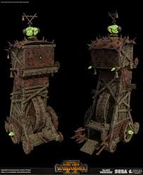 2 total war siege artstation skaven models created for creative assembly s total war