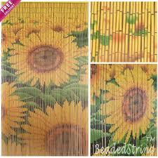 Bamboo Door Curtains Beaded Curtain Door Curtain Bamboo 90 Strands Beadedstring