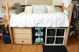 how to raise a bed organization storage tips for college students urbin attic