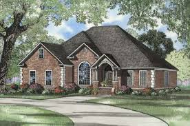 european style houses european style house plans 2486 square foot home 1 story 4