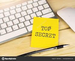pense bete bureau très secret sur pense bête sur le bureau photographie paikong