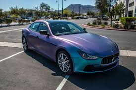 maserati wrapped incognito wraps las vegas u2013 orafol vehicle wraps u2013 premium