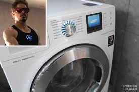 Iron Man Home by Design Trawler If Iron Man Did Laundry