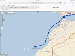 Marrakech Map World by Rampage Blog The Voyages Of The Sailing Yacht Rampage Page 2