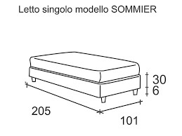 Letto Singoli Ikea by Letto Singolo Imbottito Con Contenitore
