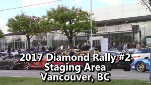 lexus dealership vancouver canada 2017 diamond rally 2 staging area vancouver bc youtube