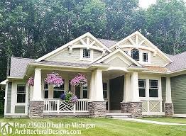 craftsman style porch best craftsman style house plans small craftsman home plans mexzhouse com 42 beautiful one level craftsman style house plans house level