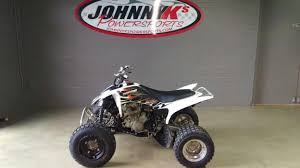 2010 yamaha raptor 250 motorcycles for sale