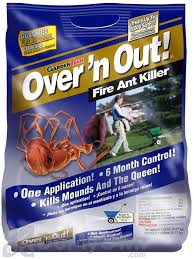 tech over n out fire ant killer