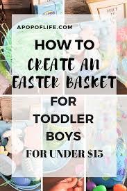 easter basket ideas for kids boys easter basket ideas kids archives a pop of