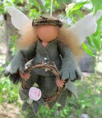 151 best faerie ornaments images on faeries