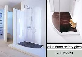 Curved Shower Doors Curved Shower Doors Open Curve Walk In Shower Curved Glass Shower