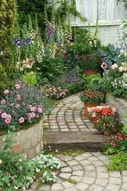 Pictures Of Gardens And Flowers 1306 Best Cottage Gardens Images On Pinterest Landscaping