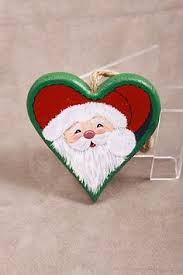 these are plain porcelain ornaments that i painted these are