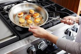 How To Decorate Stainless Steel How To Clean Calcium Deposits On Your Stainless Steel Cookware