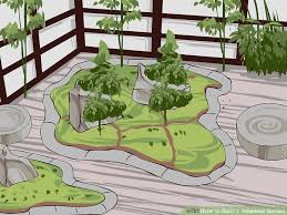 japanese garden plans how to build a japanese garden with pictures wikihow